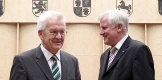 Grüne wollen keine Koalition mit der CSU