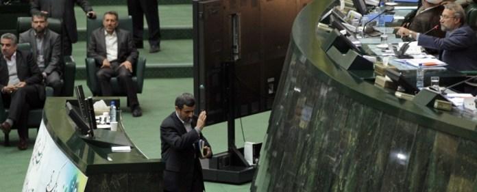 Machtkampf im Iran eskaliert – Ahmadinedschads Nerven liegen blank