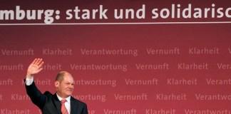 """Olaf Scholz: """"Bedingungen für junge Leute sind besser geworden"""""""