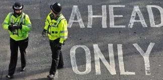 Das englische Visum: Eine unwürdige Behandlung