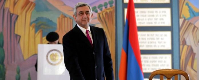 Armenien: Präsidentschaftswahl von Unruhen überschattet