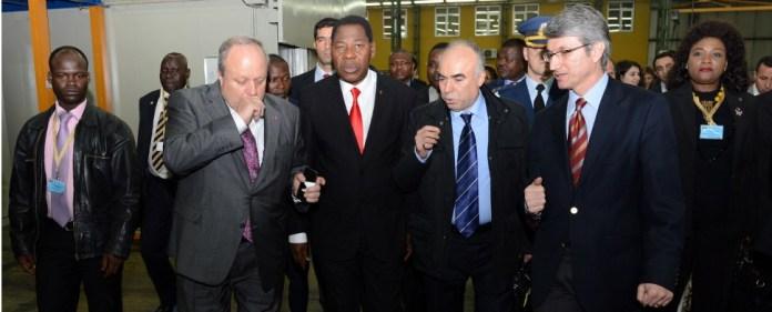 Türkei: Sieben wirtschaftliche Großprojekte mit Benin