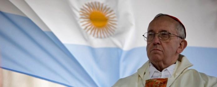 Habemus Papam! Argentinier Jorge Mario Bergoglio wird neuer Papst