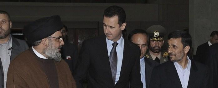 Irans Plan B für Syrien: Territoriale Spaltung