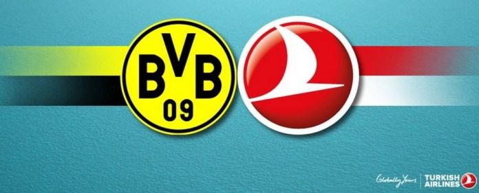 Turkish Airlines neuer Sponsor des BVB