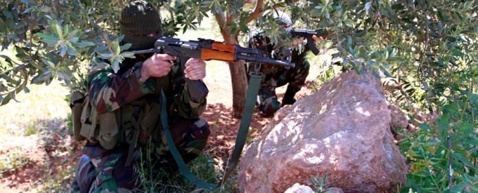 Granateneinschlag in Libanon, Artilleriegefecht in Israel