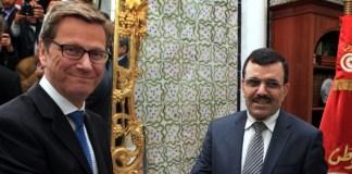 Tunesien wirbt um deutsches Engagement