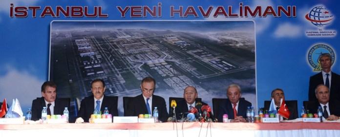 Megaflughafen Istanbul: Bieterwettbewerb zu Ende