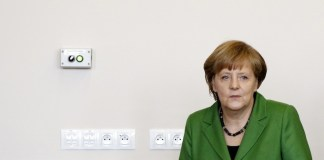 Angela Merkel - das dunkle Kapitel