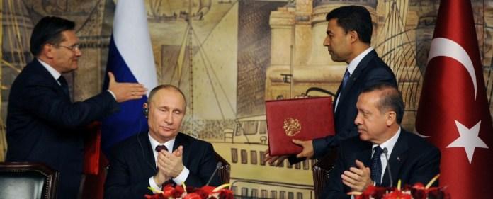 Wie Russland eine türkische Intervention in Syrien verhindert