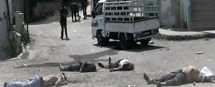Syrien: Sunniten fliehen aus Banias