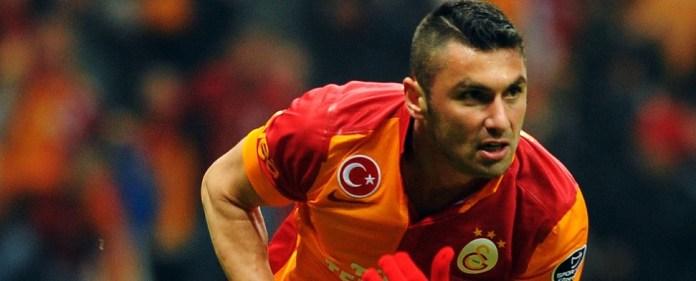 Goal 50: Galatasaray-Topstürmer Burak Yılmaz auf Platz 20