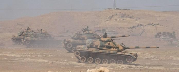 Davutoğlu: Türkei unterstützt weder al-Qaida noch kurdische Milizen
