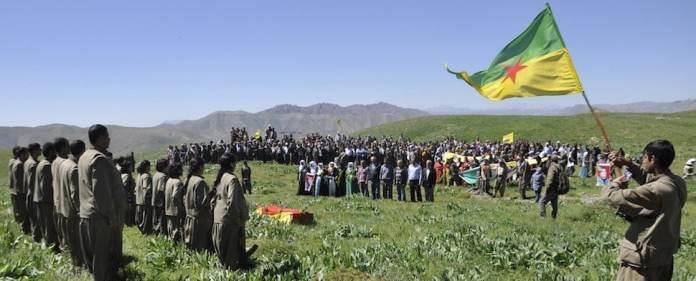PKK rekrutiert tausende neue Kämpfer