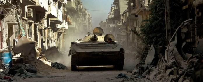 """Russland weigert sich, in Syrien von einem """"Bürgerkrieg"""" zu sprechen"""