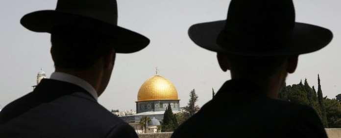 30 Prozent der Israelis wollen jüdischen Tempel wieder errichten