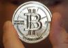 Die Bitcoins werden als neue Geld der Zukunft angepriesen.