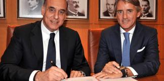 Mancini unterschreibt einen Dreijahresvertrag bei Galatasaray