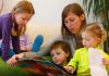 Ohne Eltern kann die Schulbildung nicht verbessert werden. (reuters)