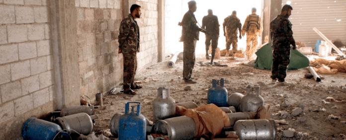 Syrien hat die Zerstörung aller Chemiewaffen bestätigt.