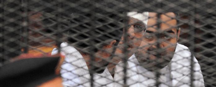 Ägypten: Revolutionsaktivisten hinter Gittern