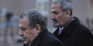 Der türkische Innenminister Muammer Güler und Wirtschaftsminister Zafer Caglayan sind zurückgetreten.