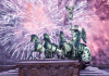Funkelndes Feuerwerk rund um den Globus: Milliarden Menschen begrüßen mit Silvesterpartys das Neujahr.