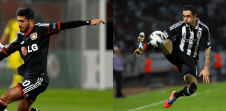 """Mit Emre Can und Roberto Hilbert hat die """"Werkself"""" von Bayer 04 Leverkusen seine Außenverteidiger-Positionen neu besetzt."""