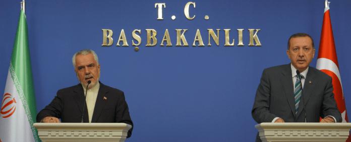 Mohammad Reza Rahimi und Erdogan