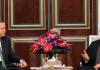 Erdogan und Rohani in Teheran.