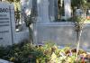 Das Grab des ermordete Geschäftsmanns Özdemir Sabancı.
