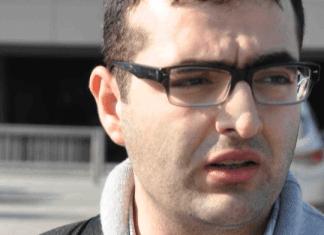 Der aserbaidschanische Journalist Mahir Zeylanov.