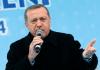 Erdogan bei einer Rede in Ankara.