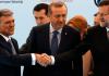 Abdullah Gül und Recep Tayyip Erdogan.