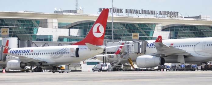 Der Atatürk-Flughafen in Istanbul.