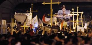 Der koptische Bischof Anba Damian berichtet über die Lage der koptischen Christen in ihrer Heimat und in Deutschland und erklärt seine Sicht auf die aktuelle politische Situation in Ägypten. Die USA agieren ihm zufolge zwiespältig in Ägypten.