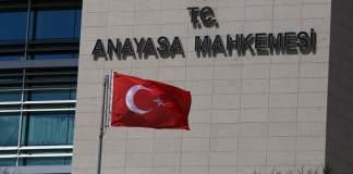 Das türkische Verfassungsgericht in Ankara