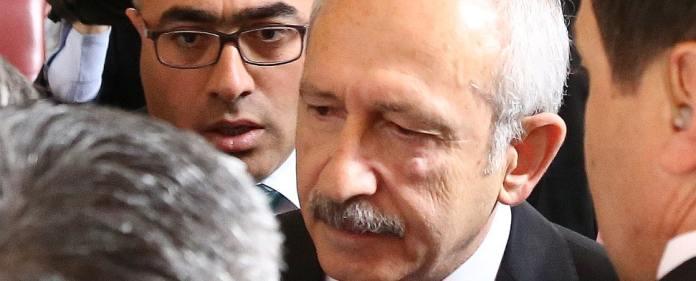 Der Oppositionsführer Kemal Kiliçdaroğlu