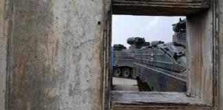 Rüstungsindustrie: Algerien soll eine Panzer-Fabrik aus Deutschland bekommen. Ob neue Waffen die Region oder nur die Herrscher stärken, bleibt fraglich.
