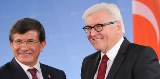 Deutsche Außenpolitik: Bundesaußenminister Frank-Walter Steinmeier wird an diesem Freitag zu einem zweitägigen Besuch in der Türkei erwartet. (dpa)