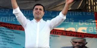 HDP-Ko-Vorsitzender Selahattin Demirtas