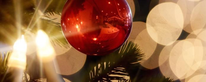 Zwei Kerzen brennen an diesem Sonntag, da es der 2.Advent ist.