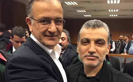 Chefredakteur der Tageszeitung Zaman wurde Freitag Mittag freigelassen.