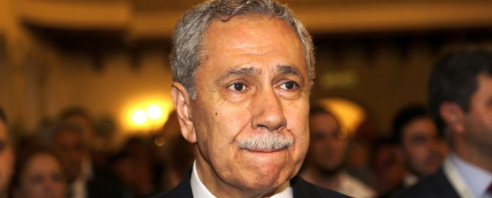 AKP-Vizepremier Bülent Arınç