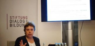 Extremismus-Expertin Claudia Dantschke