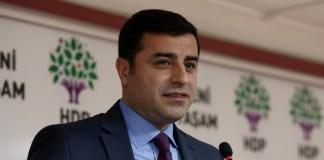 HDP-Co-Vorsitzender Selahattin Demirtaş.