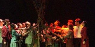 Shakespears Hamlet wird in Van auf kurdisch vorgetragen.