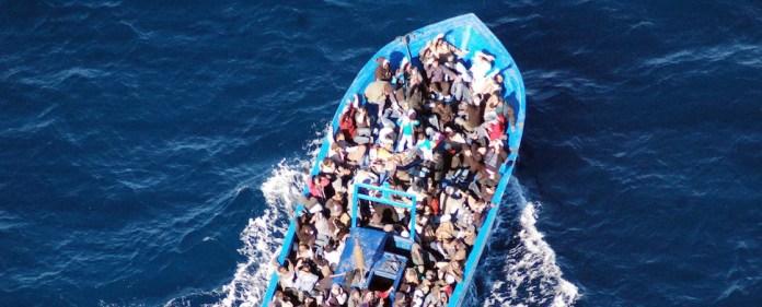 Über 700 Flüchtlinge sterben auf der Flucht.