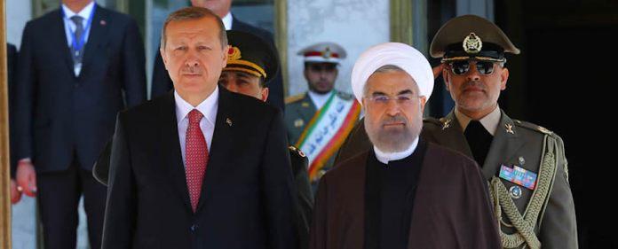 Der türkische Präsident Recep Tayyip Erdoğan trifft am heutigen Dienstag zusammen mit sechs Ministern zu seinem Besuch in Teheran ein. Am Vortag hat er überraschend noch den stellvertretenden saudischen Kronprinzen empfangen.