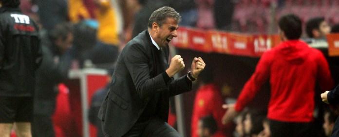 Galatasaray-Trainer Hamza Hamzaoğlu
